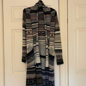 Free People Long Sweater